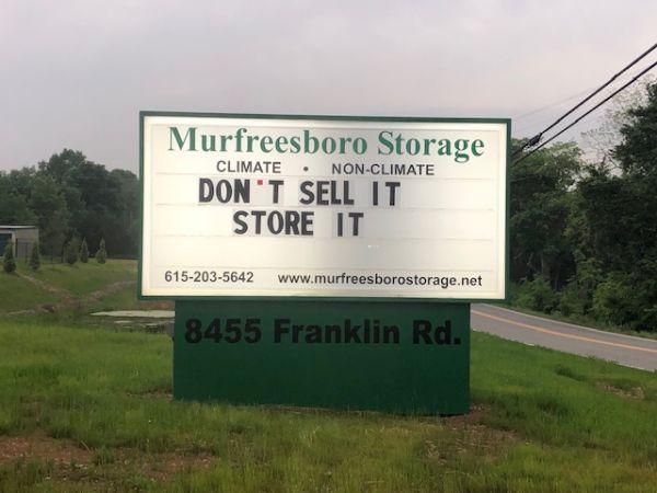 Murfreesboro Storage 8455 Franklin Road Murfreesboro, TN - Photo 1