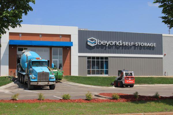 Beyond Self Storage at Northeast Minneapolis 345 Industrial Boulevard Northeast Minneapolis, MN - Photo 3