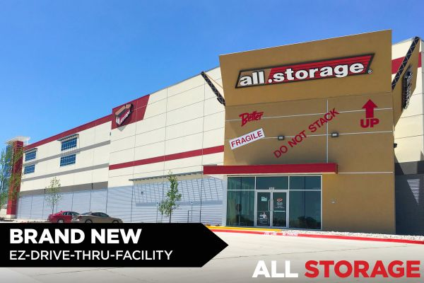 All Storage - Arlington I20 - 1611 E IH 20 1611 East Interstate 20 Arlington, TX - Photo 0
