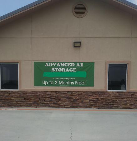 Advanced A1 Storage