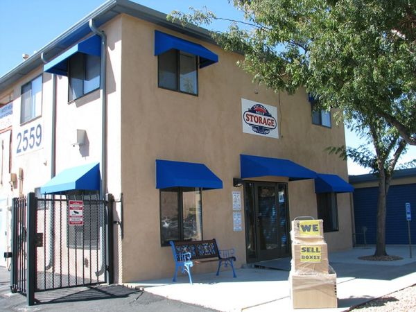RightSpace Storage - Coors Blvd 2559 Coors Boulevard Northwest Albuquerque, NM - Photo 0