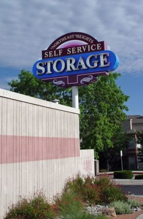 RightSpace Storage - Eubank Blvd 4801 Eubank Boulevard Northeast Albuquerque, NM - Photo 3