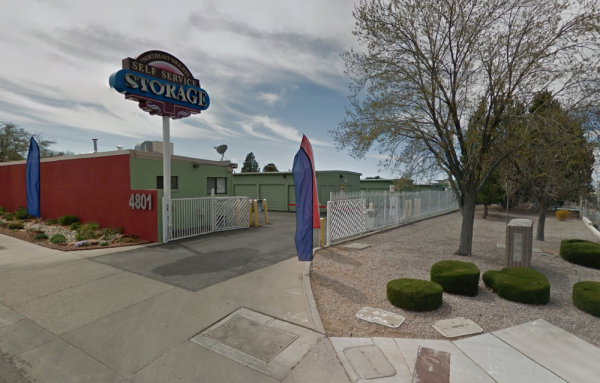 RightSpace Storage - Eubank Blvd 4801 Eubank Boulevard Northeast Albuquerque, NM - Photo 0