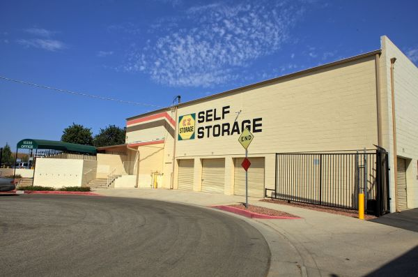 EZ Storage of Van Nuys, L.P. 15330 Hatteras Street Van Nuys, CA - Photo 1