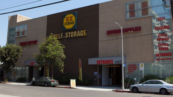 E-Z Storage-Pico, L.P. 11470 Tennessee Avenue Los Angeles, CA - Photo 0