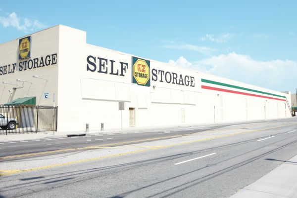 E-Z Storage-Marina, L.P. 12901 Culver Boulevard Los Angeles, CA - Photo 0