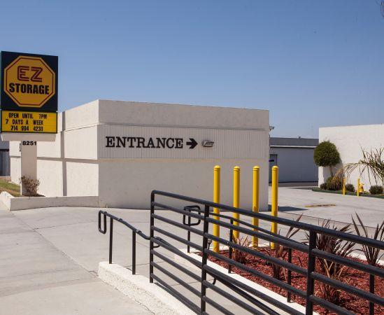 E-Z Storage of Buena Park, L.P. 8251 Orangethorpe Avenue Buena Park, CA - Photo 0