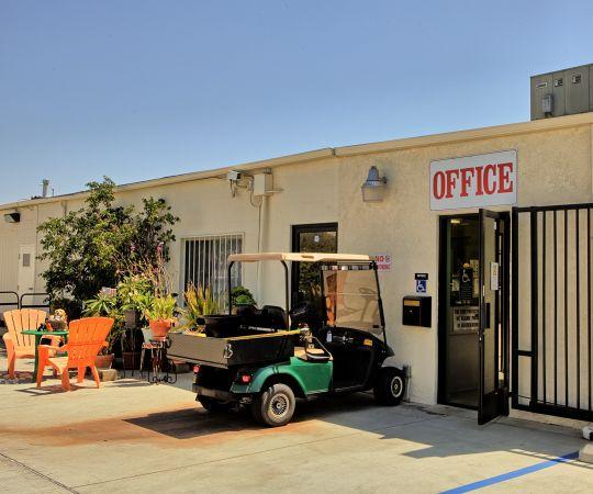 E-Z Storage of Buena Park, L.P. 8251 Orangethorpe Avenue Buena Park, CA - Photo 3