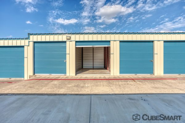 CubeSmart Self Storage - Melissa 6315 North Mcdonald Street Melissa, TX - Photo 2