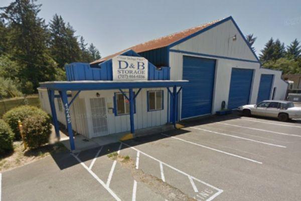 D&B Self Storage 1065 McNamara Road Crescent City, CA - Photo 0