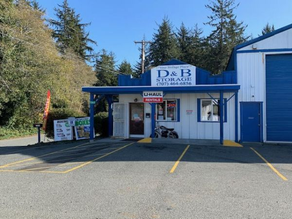 D&B Self Storage 1065 McNamara Road Crescent City, CA - Photo 0
