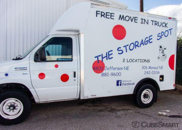 CubeSmart Self Storage - Albuquerque -4800 Jefferson St. NE 4800 Jefferson Street Northeast Albuquerque, NM - Photo 3