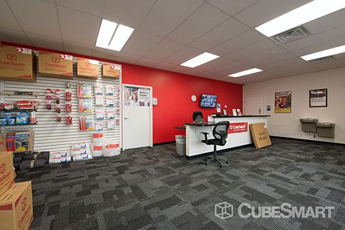 CubeSmart Self Storage - Nashville - 3300 John Mallette Dr 3300 John Mallette Dr Nashville, TN - Photo 1