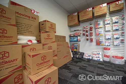 CubeSmart Self Storage - Nashville - 3300 John Mallette Dr 3300 John Mallette Dr Nashville, TN - Photo 2