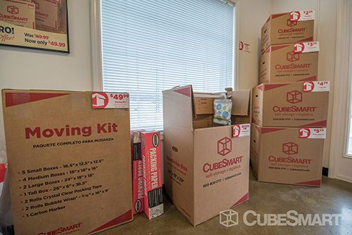 CubeSmart Self Storage - Nashville - 2426 Brick Church Pike 2426 Brick Church Pike Nashville, TN - Photo 3
