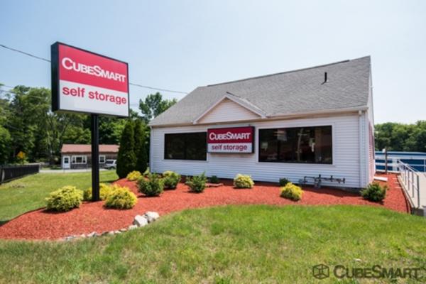 CubeSmart Self Storage - East Bridgewater 503 North Bedford Street East Bridgewater, MA - Photo 0