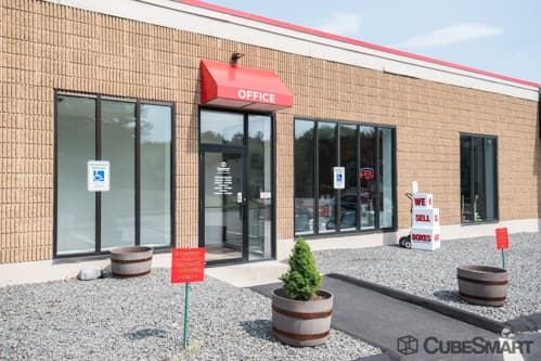 CubeSmart Self Storage - Franklin 14 Grove Street Franklin, MA - Photo 0
