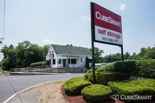CubeSmart Self Storage - Holbrook - 692 South Franklin Street 692 South Franklin Street Holbrook, MA - Photo 0