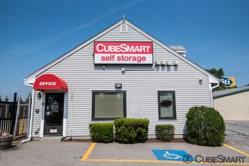 CubeSmart Self Storage - Fall River 55 Father Devalles Boulevard Fall River, MA - Photo 0