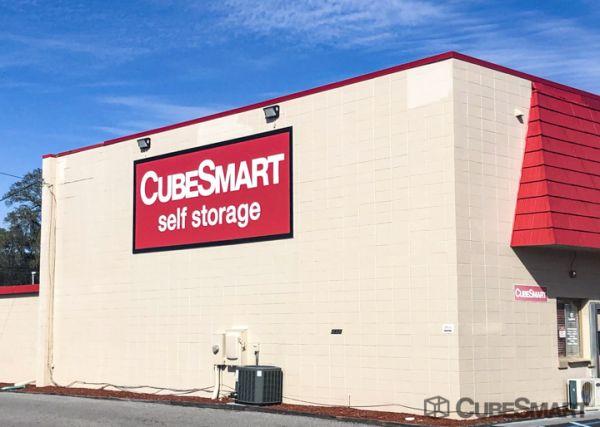 CubeSmart Self Storage - North Charleston - 5850 Rivers Ave 5850a Rivers Avenue North Charleston, SC - Photo 0