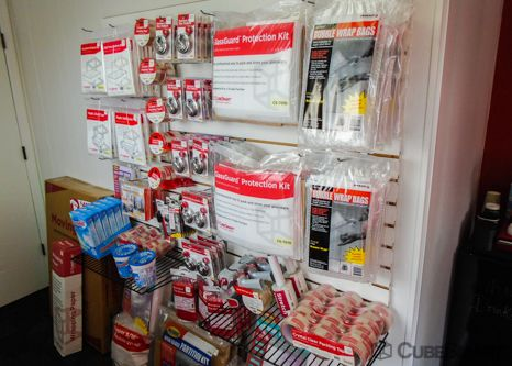 CubeSmart Self Storage - North Charleston - 5850 Rivers Ave 5850a Rivers Avenue North Charleston, SC - Photo 7