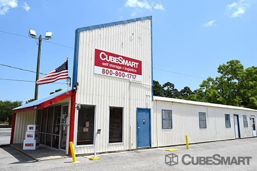 CubeSmart Self Storage - Charleston - 1977 Savannah Hwy 1977 Savannah Hwy Charleston, SC - Photo 0