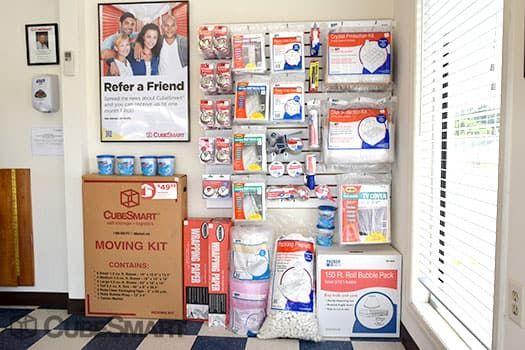 CubeSmart Self Storage - Charleston - 1977 Savannah Hwy 1977 Savannah Hwy Charleston, SC - Photo 7
