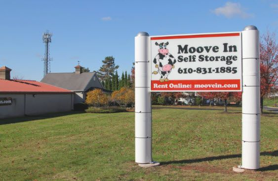 Moove In Self Storage - Collegeville 3930 Germantown Pike Collegeville, PA - Photo 0