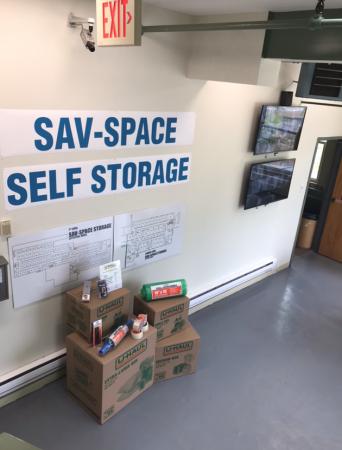 Sav Space Storage 550 Newtown Road Littleton, MA - Photo 6
