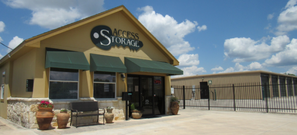 Access Storage Of Boerne Lowest Rates Selfstorage Com