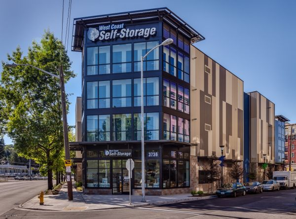 West Coast Self-Storage Columbia City 3736 Rainier Avenue South Seattle, WA - Photo 0