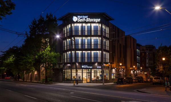 West Coast Self-Storage Columbia City 3736 Rainier Avenue South Seattle, WA - Photo 13
