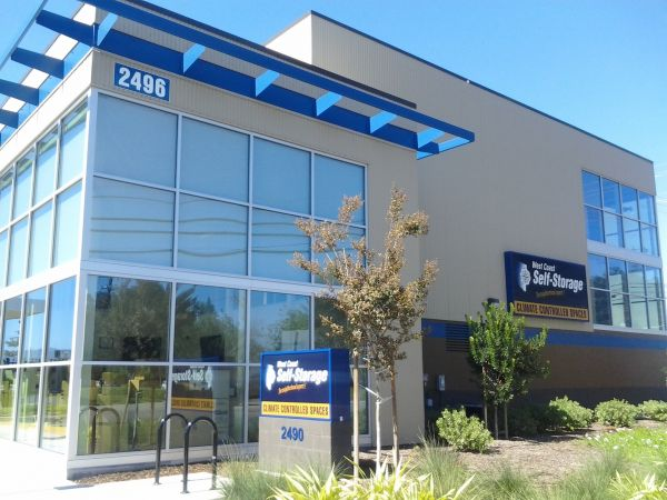 West Coast Self-Storage Santa Clara 2490 Lafayette St Santa Clara, CA - Photo 0