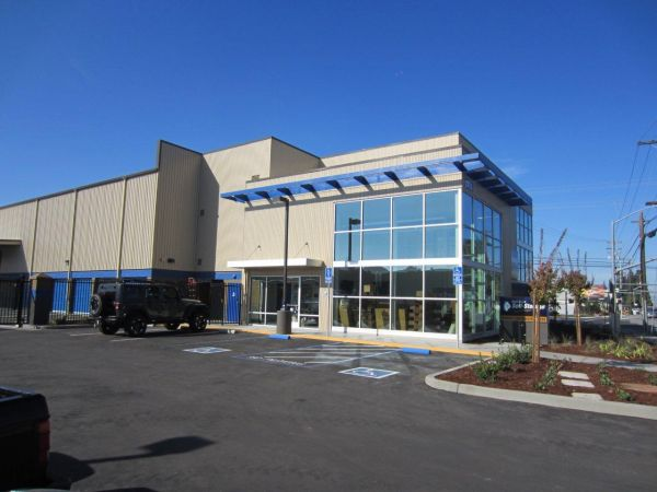 West Coast Self-Storage Santa Clara 2490 Lafayette St Santa Clara, CA - Photo 1