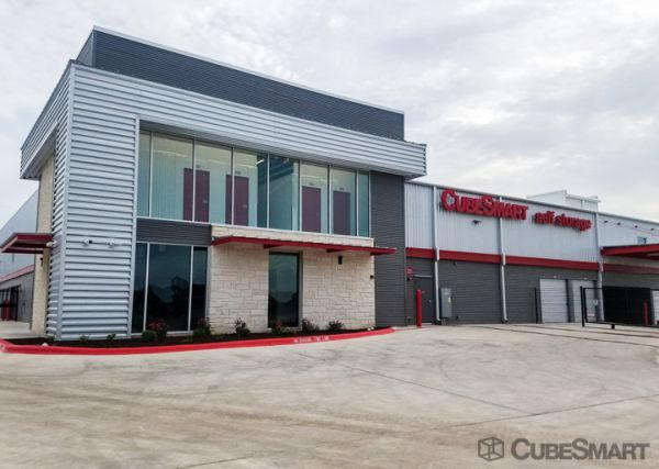 CubeSmart Self Storage - Hutto - 244 Benelli Dr. 244 Benelli Drive Hutto, TX - Photo 0