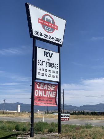 Railway Storage 4210 North Progress Road Spokane Valley, WA - Photo 2