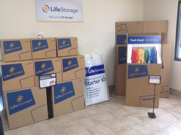 Life Storage - Greensboro - South Holden Road 3511 S Holden Rd Greensboro, NC - Photo 5