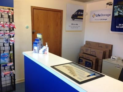 Life Storage - Columbia - Parklane Road 7403 Parklane Rd Columbia, SC - Photo 1