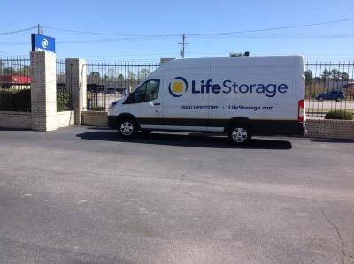 Life Storage - Columbia - 7437 Garners Ferry Road 7437 Garners Ferry Rd Columbia, SC - Photo 8