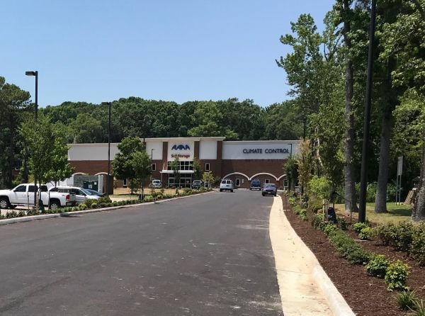 AAAA Self Storage & Moving - Store 90 12445 Warwick Boulevard Newport News, VA - Photo 4