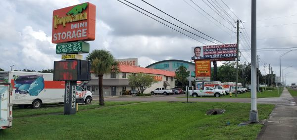 Tropicana Storage Clearwater 29712 Us Highway 19 North Clearwater, FL - Photo 0