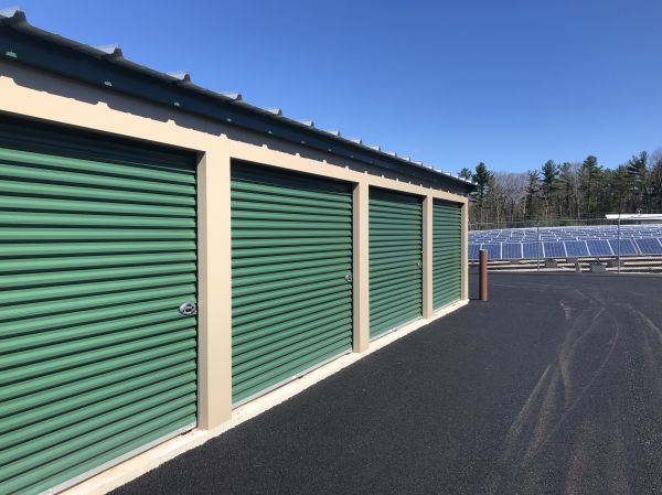 Green & Clean Self Storage Solutions of Charlton 157 Worcester Road Charlton, MA - Photo 0