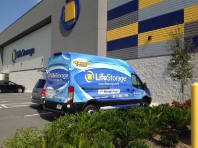 Life Storage - St. Cloud - 2335 Old Canoe Creek Road 2335 Old Canoe Creek Road St. Cloud, FL - Photo 5
