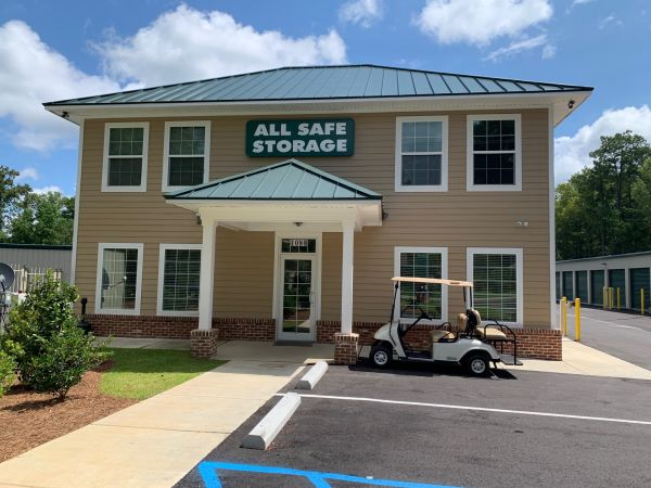 All Safe Storage - Orangeburg Rd. 1080 Orangeburg Road Summerville, SC - Photo 0