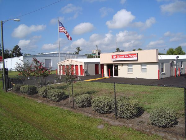 Discount Mini Storage Lakeland 3709 Ventura Drive East Lakeland, FL - Photo 0