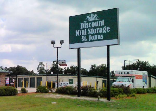Discount Mini Storage St. Johns 790 Florida 207 East Palatka, FL - Photo 0