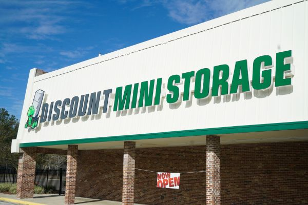 Discount Mini Storage of Jacksonville 5134 Firestone Road Jacksonville, FL - Photo 0
