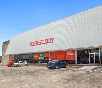 Store Space Self Storage - #1025 1301 East Commerce Street San Antonio, TX - Photo 0