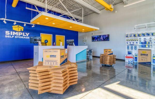 Simply Self Storage - 13461 Rosecrans Avenue 13461 Rosecrans Avenue Santa Fe Springs, CA - Photo 1