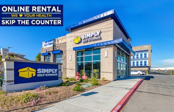 Simply Self Storage - 13461 Rosecrans Avenue 13461 Rosecrans Avenue Santa Fe Springs, CA - Photo 0